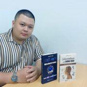 Tác giả Tân Nguyễn (Jackcy Tan) trải lòng về 2 tác phẩm tâm huyết