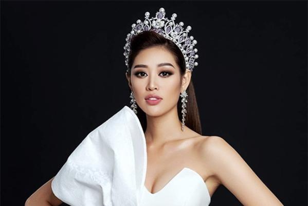 Khánh Vân: 'Nhiều người chỉ trích khi tôi đăng quang'
