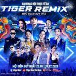 Sơn Tùng M-TP hẹn fan cùng khuấy đảo đêm giao thừa tại Tiger Remix 2021