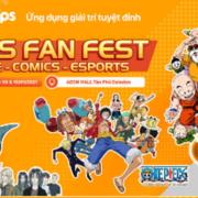 """POPS Fan Fest trở lại: Trò chơi ngập tràn, đầy cơ hội """"săn"""" figure anime cực hot"""