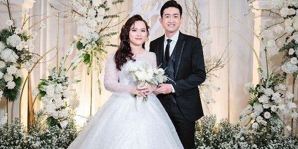 Tiếp viên hàng không Jessi Trinh giảm 20kg để làm cô dâu xinh đẹp trong ngày cưới