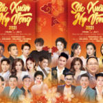 Dàn nghệ sĩ sắp trẩy hội trên sân khấu Sắc Xuân Hy Vọng 2021