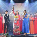 Doanh nhân Nguyễn Thụy Oanh đoạt giải Đại sứ nhân ái Việt Nam 2020