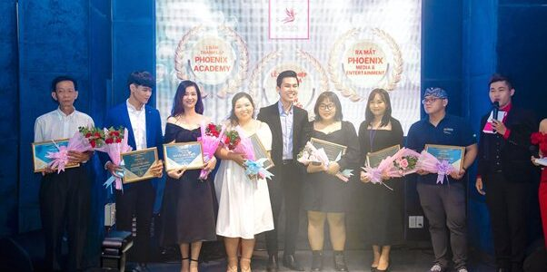 MC Cao Tùng Minh đào tạo hơn 200 học viên Người dẫn chương trình