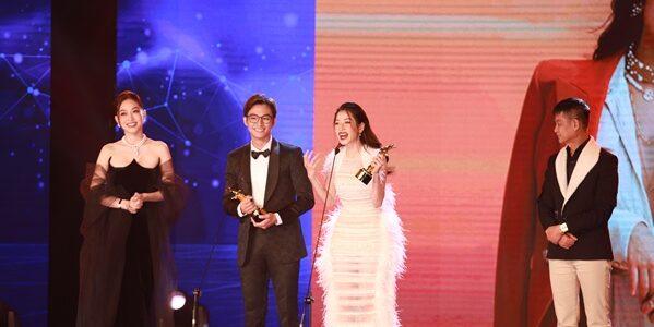Nâng cúp Ngôi Sao Xanh, Chi Pu và loạt nghệ sĩ Việt khẳng định tài năng diễn xuất