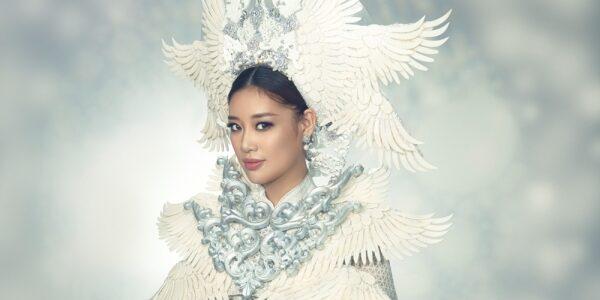 Khánh Vân hóa nàng thơ áo dài, tiết lộ chuyện tình cảm