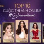 Khởi động cuộc thi ảnh Hoa hậu Hoàn vũ Việt Nam 2021