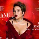 Minishow Ca sĩ Doanh nhân Thu Trang gây quỹ tặng quà Tết cho trẻ em mồ côi