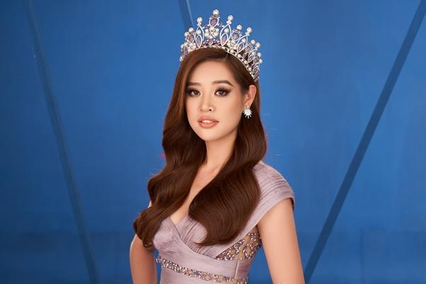 """Mãn nhãn hình hiệu """"Road To Miss Universe 2020"""" sử dụng công nghệ CGI"""