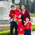 Con gái út điệu nhất nhà của Jennifer Phạm