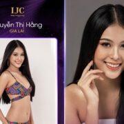 Những thí sinh đầu tiên của cuộc thi ảnh online Hoa hậu Hoàn vũ Việt Nam 2021