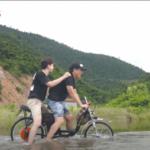 Trường Giang cùng Chi Dân hóa thầy trò Đường Tăng băng rừng vượt suối