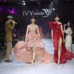 IVY moda rinh nguyên vườn hoa thơm ngát lên sân khấu ở show diễn Flourish 18
