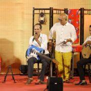 Nghệ sĩ Thanh Hằng thán phục tài năng của 'độc thủ lục huyền cầm' trong Sô Diễn Cuộc Đời