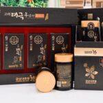 Cao Thiên hắc sâm Hàn Quốc Kumsam Natural tăng cường sức khỏe mùa Covid