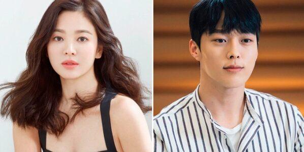 Song Hye Kyo đóng cặp tài tử kém 11 tuổi