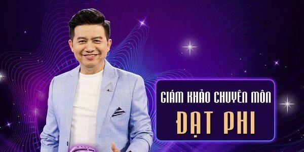 """Thanh Âm Quyền Năng lộ diện giám khảo chuyên môn """"phù thủy lồng tiếng"""" Đạt Phi"""