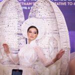 Khánh Vân sẵn sàng lên đường sang Mỹ chinh phục Miss Universe