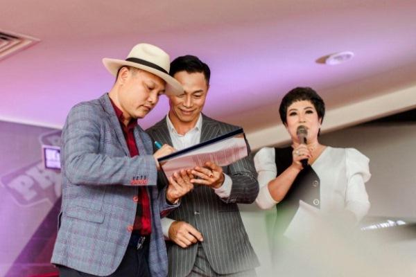 Doanh nhân Trần Toàn tài trợ hơn 3 tỷ đồng giải thể hình quốc tế PCA Việt Nam