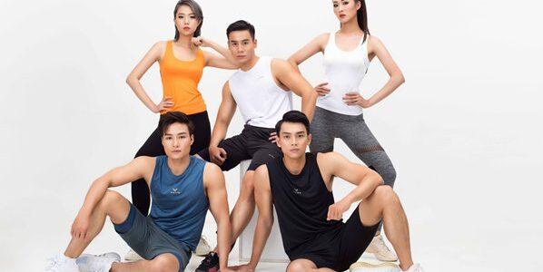 Hút hồn với loạt ảnh cổ động Vietnam Fitness Model 2021