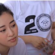 Hoa hậu Khánh Vân vẫn miệt mài với trách nhiệm giải cứu các bé gái bị xâm hại