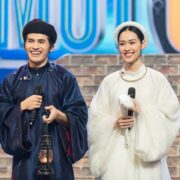 Diệp Bảo Ngọc nhận 'mưa lời khen' khi hát 'Bà tôi'