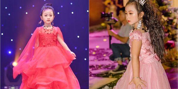 Đặng Thị Kim Chi lần đầu tham gia thi 'Hoa hậu và Nam vương Nhí Việt Nam' 2021