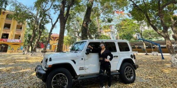 Ca sĩ doanh nhân Nguyễn Thu Trang tự hào về ngôi trường THPT xịn sò ở Hà Nội