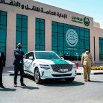 Dàn siêu xe chất chơi của cảnh sát Dubai