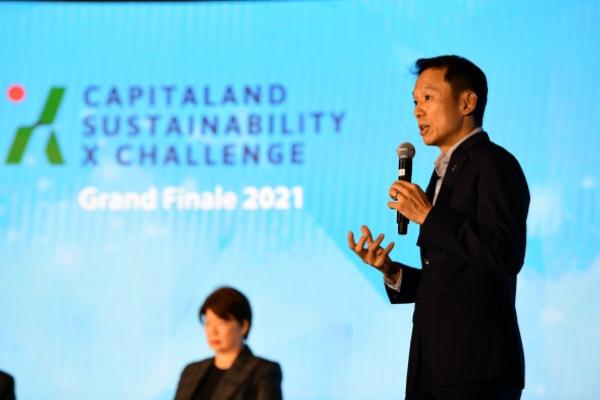 CapitaLand công bố Quỹ Đổi mới trị giá 50 triệu đô la Singapore