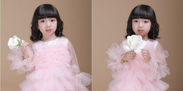 Thiên thần nhí triển vọng tỏa sáng tại Miss And Mr Kid mùa đầu tiên Ninh Hà Bảo Ngọc