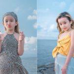 Xuất hiện người đẹp lai Tây 'khuấy đảo' đấu trường nhan sắc nhí Miss & Mr Kid 2021 Lê Bảo Phúc