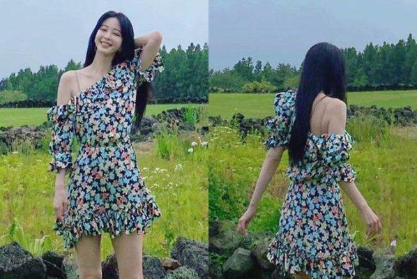 Han Ye Seul cùng tình trẻ đi Jeju bất chấp scandal