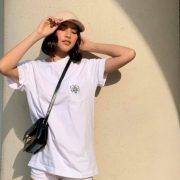 Phong cách đường phố của hoa hậu Tiểu Vy