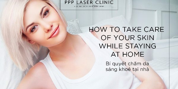 Bí quyết chăm da sáng khỏe tại nhà chỉ với 3 bước đơn giản