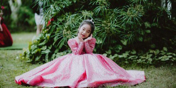 Công chúa nhỏ Phùng Phạm Ngọc Tiên mê nghệ thuật nên đến với Ms & Mr Kid mùa đầu tiên