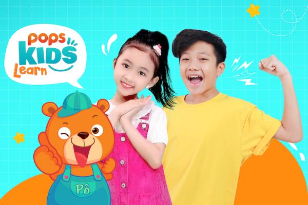 Giúp trẻ luyện nói tiếng Anh cực chuẩn với tính năng mới của POPS Kids