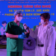 Đàm Vĩnh Hưng tặng 300 triệu và 1500 hộp cá đến y bác sĩ bệnh viện dã chiến Thủ Đức