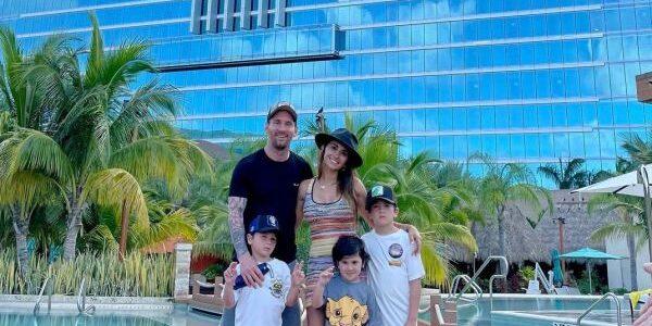 Khách sạn cây đàn nơi gia đình Messi nghỉ dưỡng