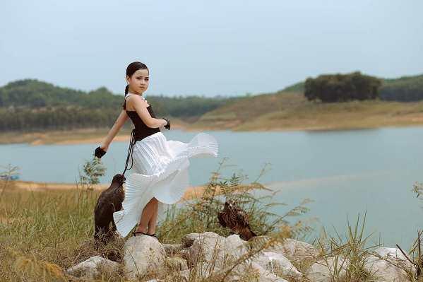 Lê Hoàng Bảo Trâm được khán giả mong đợi xuất hiện tại Đại hội Siêu mẫu nhí 2021