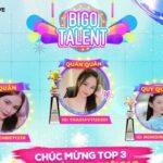 """Hoài Lâm, Vương Khang """"thán phục"""" trước các tiết mục độc đáo tại chung kết Bigo Talent 2021"""