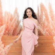 Doanh nhân Bích Ngọc – Bông hồng quyền lực quốc tế sắc vóc ngọt ngào