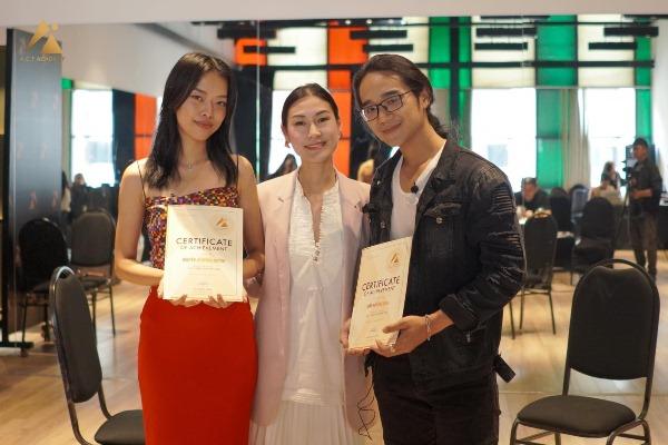 Wiwi Nguyễn học diễn xuất, tập gym miệt mài trước khi ghi hình Supermodel Me